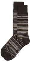 Cole Haan Multi Stripe Dress Socks