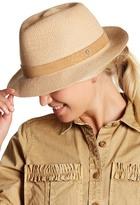 Helen Kaminski Rollable Braided Raffia Hat