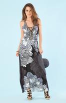 Hale Bob - Rayne Crepe De Chine Dress in Black