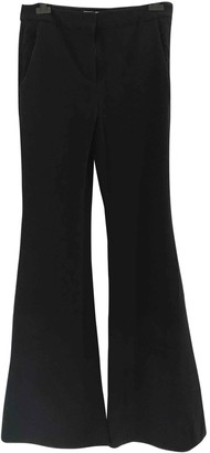 Dusan Blue Trousers for Women