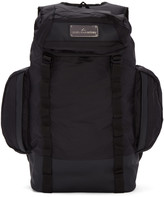 adidas by Stella McCartney Black Multi-pocket Athletic Backpack