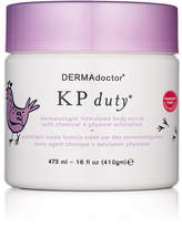 Dermadoctor KP Duty Dermatologist Body Scrub with Chemical + Physical Medi-exfoliation - 16oz