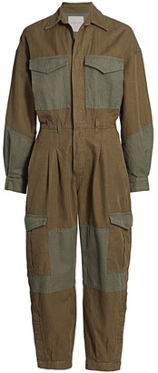Citizens of Humanity Camille Cuffed Leg Jumpsuit