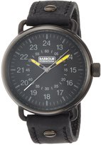 Barbour International-Fowler Men's watches BB022BKBK