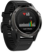 L.L. Bean Garmin Fenix 5 GPS Watch with Heart Rate