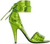 Tom Ford 105mm wrap-style sandals