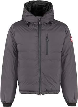 Canada Goose Lodge Full Zip Padded Hooded Jacket
