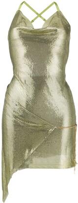 Poster Girl Chainmail Mini Dress