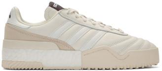 Adidas Originals By Alexander Wang Off-White B-Ball Soccer Sneakers