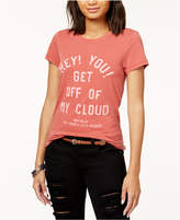 Junk Food Clothing Hey! You! Get Off My Cloud Graphic T-Shirt
