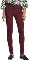 Lauren Ralph Lauren Premier Skinny Jeans, Autumn Wine