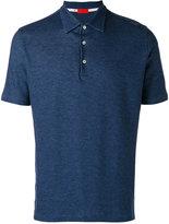 Isaia classic polo shirt - men - Cotton - L