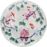 Maxwell & Williams Cashmere Birds of Australia Cockatoos Treetop Plate, 20cm
