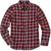 Vans Flannel Button-Front Shirt - Boys 8-20