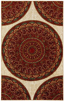 Mohawk Home Strata Mandala Road Printed Rectangular Rugs