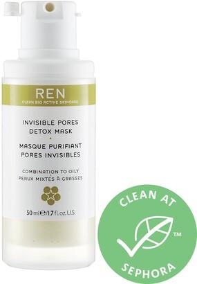 Ren Skincare Clarimatte Invisible Pores Detox Mask