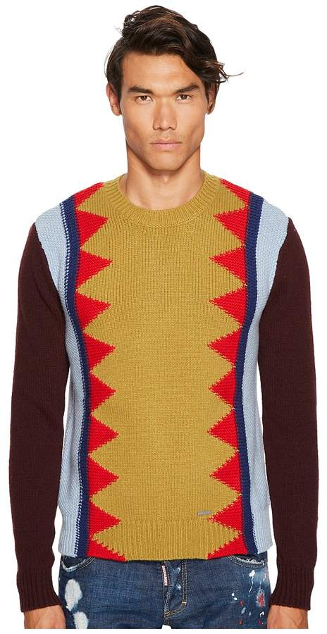 DSQUARED2 Mountain Hiking Sweater Men's Sweater
