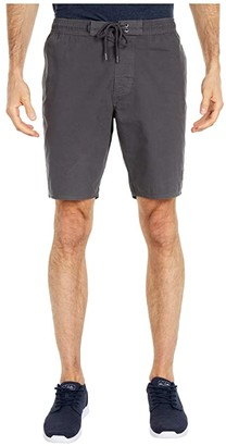 Linksoul LS6143 - Drifter Shorts (Charcoal) Men's Clothing