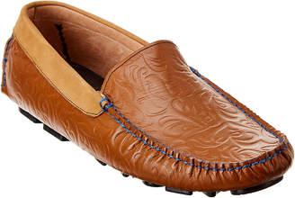 Robert Graham Chaplin Leather Loafer