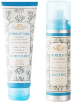 Panier des Sens Mediterranean Freshness Beauty Mist & Facial Cleanser 2-Piece Set