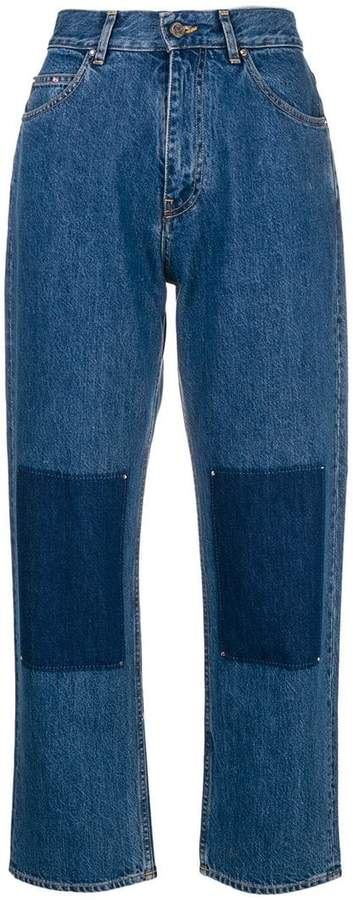 Golden Goose mid-rise jeans