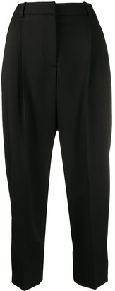 Stella McCartney Wide Tapered Trousers