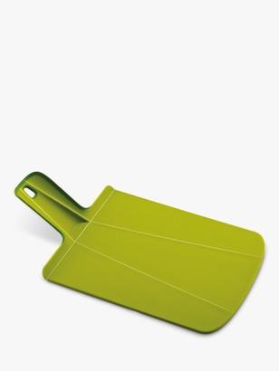 Joseph Joseph Chop2Pot Chopping Board, Small, Green