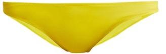 Bower - Base Bikini Briefs - Yellow