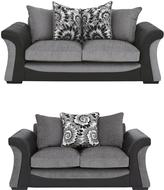Very Lawson 3-Seater + 2-Seater Sofa Set (Buy and SAVE!)
