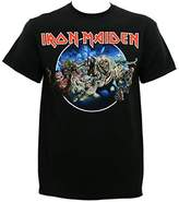 Global Iron Maiden Men's Wasted Years T-Shirt XL