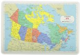 Painless Learning Canada Map Placemat