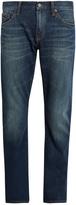 Jean Shop Mick tapered-leg jeans