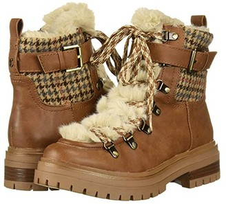 Sam Edelman Gretchen (Dark Golden Caramel/Brandy Brown/Oatmeal) Women's Boots