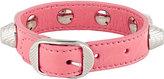 Balenciaga Women's Arena Giant Bracelet-PINK