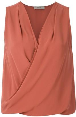 Egrey Beta wrap blouse
