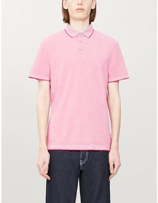Ted Baker Ribstart cotton-pique polo shirt