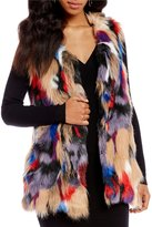 Gianni Bini Michaela Faux Fur Vest