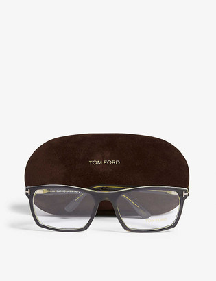 Tom Ford FT5295 rectangle glasses