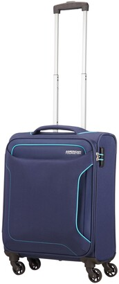 American Tourister Holiday Heat 4-Spinner 55cm Cabin Suitcase