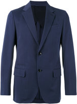 Ermenegildo Zegna two-button jacket - men - Cotton/Cupro - 48
