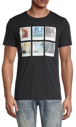 Antony Morato Polaroid Graphic T-Shirt