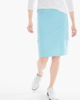 Chico's Side Pocket Skort