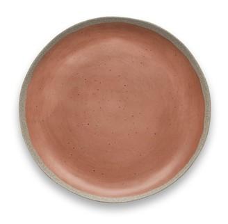 Indigo Studio Melamine Dinner Plate Terracotta
