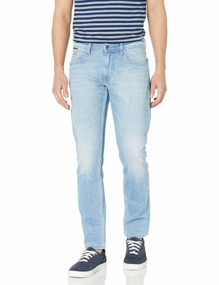Tommy Hilfiger Men's Original Ronnie Straight Athletic Fit Jeans