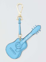 Draper James Blue Guitar Key Fob