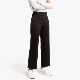 """Straight Trousers, Length 26"""""""