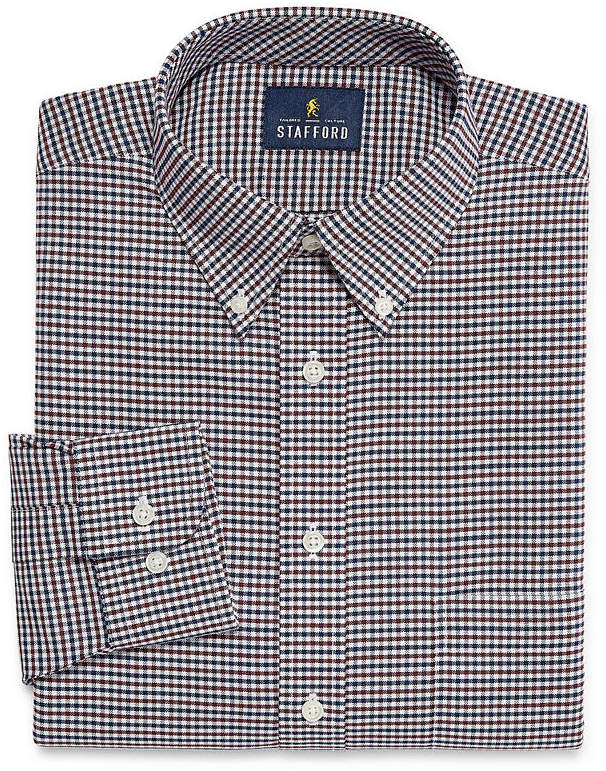 b0735221 Stafford Dress Shirts - ShopStyle