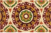Waverly Greetings Solar Flair Medallion Coir Doormat