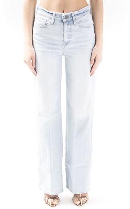 Frame Blend Cotton Jeans