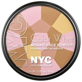 NYC Color Cosmetics NYC Color Wheel Mosaic Face Powder